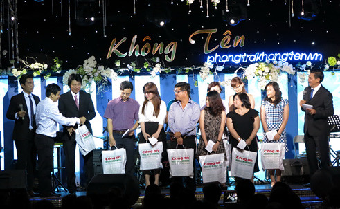 MUSIC NIGHT CHARITY: DONATED MORE THAN 4 BILLION PEOPLE SPRING POVERTY
